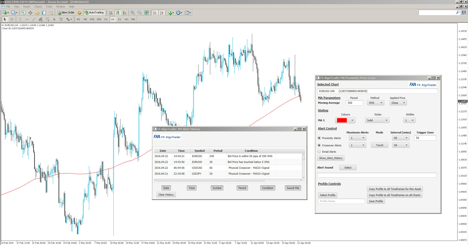 Metatrader alarm indicator games