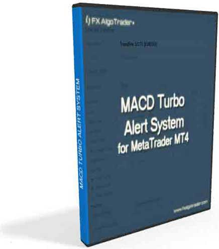 MACD Indicator for MetaTrader 4 with alerts