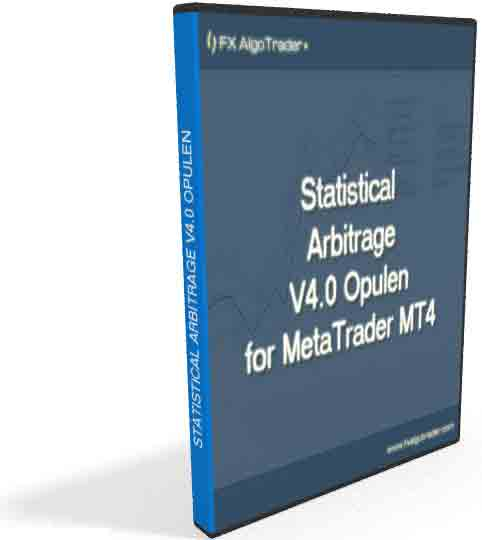Stat Arb EA for MetaTrader MT4