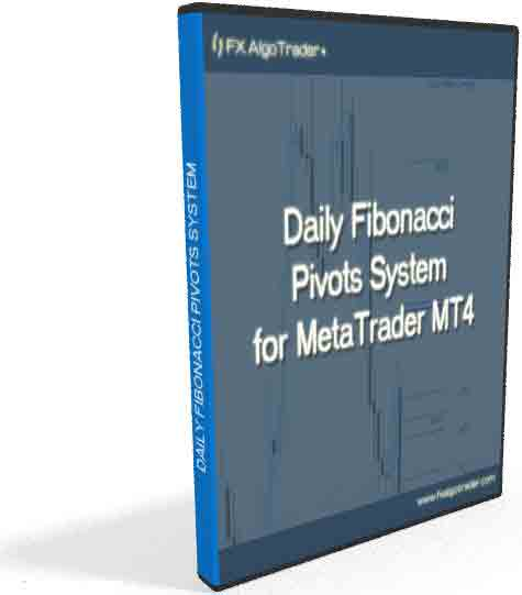 Daily fibonacci pivots indicator for MetaTrader