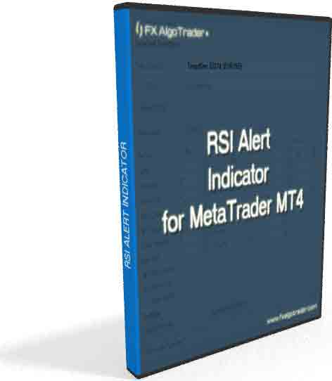 RSI indicator with email alerts and push notifications for MetaTrader