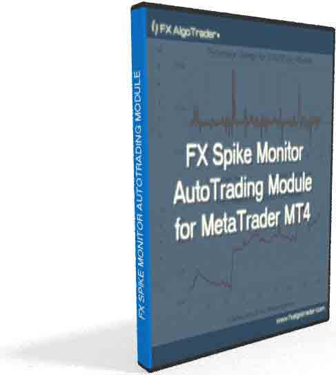 Forex Spike Monitoring with MetaTrader Autotrading module